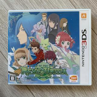 テイルズ オブ ザ ワールド レーヴ ユナイティア 3DS