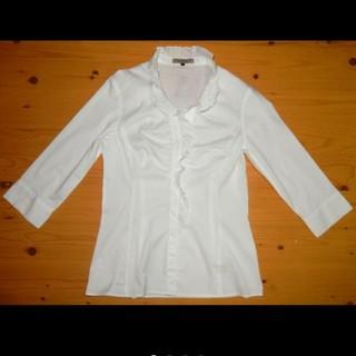 プロポーションボディドレッシング(PROPORTION BODY DRESSING)のプロポーションボディドレッシング 七分袖シャツ(シャツ/ブラウス(長袖/七分))