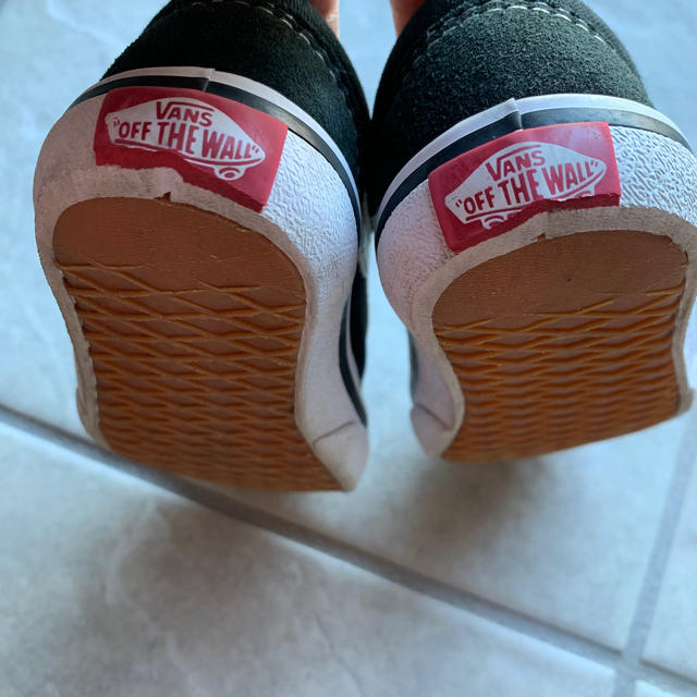 VANS(ヴァンズ)のvans old skool 14cm オールドスクール キッズ/ベビー/マタニティのベビー靴/シューズ(~14cm)(スニーカー)の商品写真