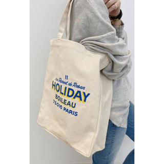 L'Appartement DEUXIEME CLASSE - 【HOLIDAY】Tote Bag