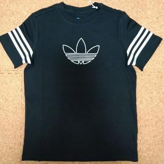 adidas - 新品 150cm アディダス オリジナルストレフォイルロゴ 半袖Tシャツ