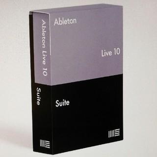 Ableton Live 10 Suite 正規ライセンス (DAWソフトウェア)