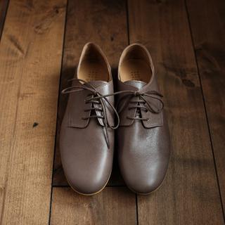 ネストローブ(nest Robe)の que shoes derby デルビィ #Mサイズ(バレエシューズ)