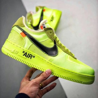 OFF-WHITE - OFF WHITE THE 10 AIR FORCE 1 LOW