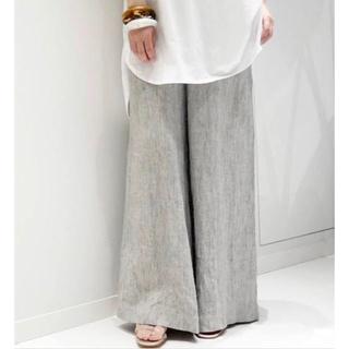 Plage - ◆plage◆ Linen Relax パンツ◆クリーニング済み