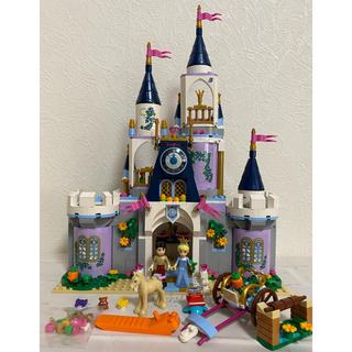 Lego - レゴ LEGO  シンデレラ城