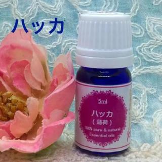 ❤️虫よけ・カビ・消臭❤️ハッカ(薄荷)❤️天然100%❤️ (エッセンシャルオイル(精油))