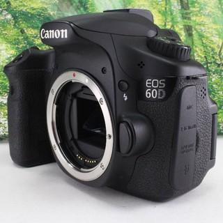 Canon - Canon デジタル一眼レフカメラ EOS 60D ボディ