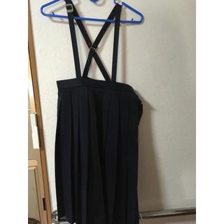 制服 プリーツスカート