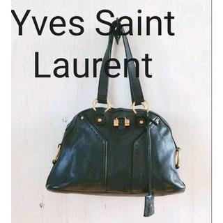 イヴサンローランボーテ(Yves Saint Laurent Beaute)のイブサンローラン ハンドバッグ ショルダーバッグ レザー バック(ハンドバッグ)