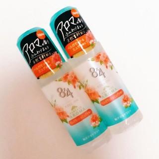 カオウ(花王)のエイトフォー 8×4 アロマ ロールオン ベルガモット&ミュゲの香り 45ml(制汗/デオドラント剤)