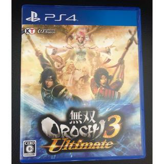 コーエーテクモゲームス(Koei Tecmo Games)の無双OROCHI3 Ultimate PS4(家庭用ゲームソフト)
