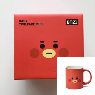 防弾少年団(BTS) - 【TATA】 BT21 BABY 公式 ベージックマグカップ