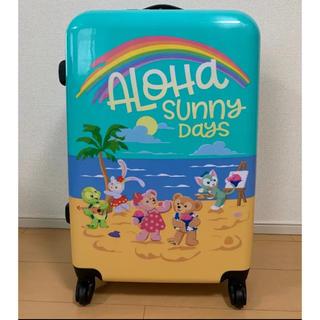 ディズニー(Disney)のアウラニ スーツケース ディズニー ハワイ限定(スーツケース/キャリーバッグ)