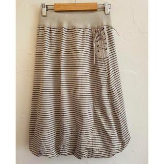 ヒロコビス(HIROKO BIS)のHIROKO BIS ヒロコビス スカート サイズ9(ロングスカート)
