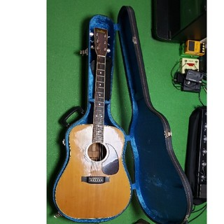 国産ヴィンテージ BLUE BELL(アコースティックギター)