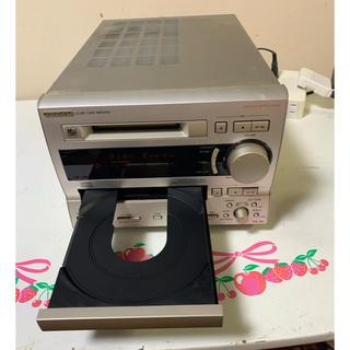 オンキヨー(ONKYO)のオンキョー・CD/MDコンポ!FR-V3!(アンプ)
