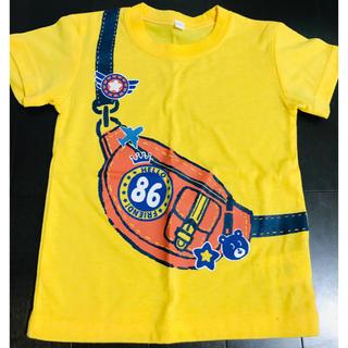 【未使用】Tシャツ 95cm