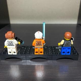 レゴ(Lego)のレゴ スターウォーズ 20周年 ミニフィグ(キャラクターグッズ)