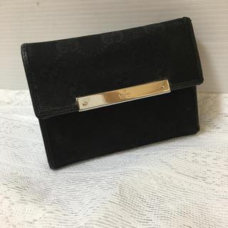 Gucci - グッチ 折財布 リカラー品 良品