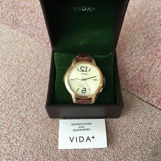 ヴィーダプラス(VIDA+)のVIDA +  腕時計(腕時計)