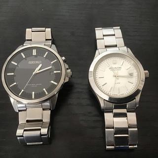 セイコー(SEIKO)のSEIKO SWISS MILITARY 時計 ※電池切れ(腕時計(アナログ))