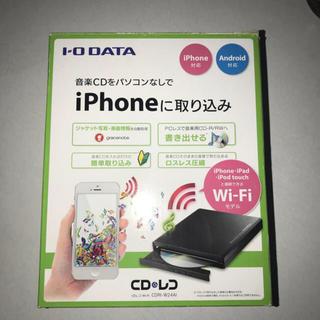 アイオーデータ(IODATA)のI-O DATA CDレコ wifiモデル(その他)