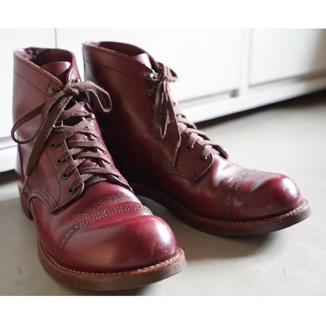 REDWING(レッドウィング)のレッドウィング 8012 マンソンラスト メンズの靴/シューズ(ブーツ)の商品写真