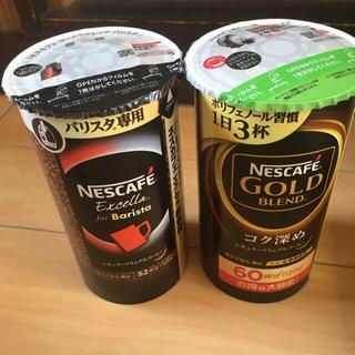 Nestle - ネスカフェ ゴールドブレンド コク深め 120g×18、エクセラ105g×4