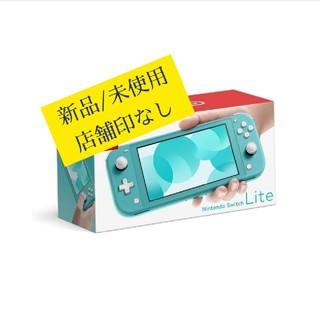 Nintendo Switch - 【新品/未使用】Nintendo switch lite