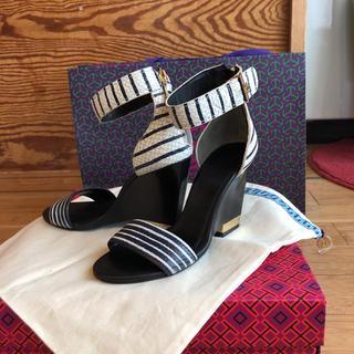 Tory Burch - トリーバーチ 靴 ハイヒール 23.5cm