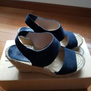 カルザノール(Calzanor)のカルザノール ジュート サンダル エスパドリーユ 靴 パンプス 34(サンダル)