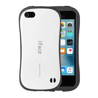 【C00】iFace iPhone5/SE (白)スマートフォンケース(iPhoneケース)
