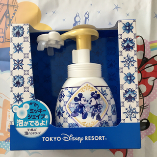 Disney - ディズニーリゾート ミッキーシェイプ 泡ハンドソープ