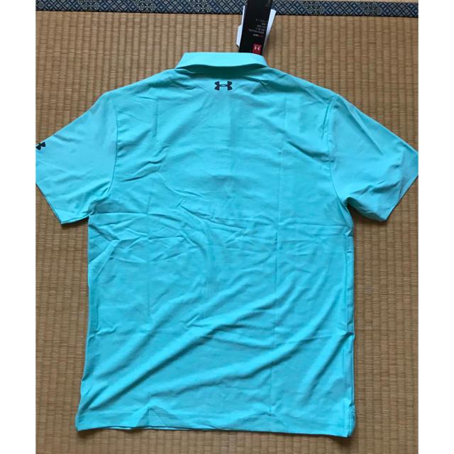 UNDER ARMOUR(アンダーアーマー)の☆新品 未使用☆ アンダーアーマー ポロシャツ メンズのトップス(Tシャツ/カットソー(半袖/袖なし))の商品写真