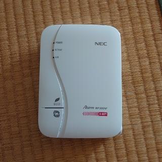 エヌイーシー(NEC)のNEC PA-WF300HP(PC周辺機器)