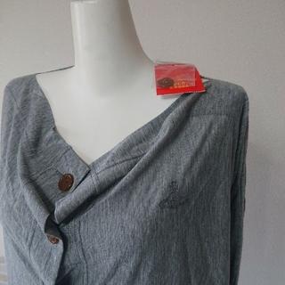 Vivienne Westwood - ヴィヴィアン ウエストウッド 新品 オーブ 変形 カーディガン 羽織