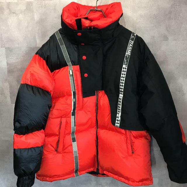 FACETASM(ファセッタズム)のファセッタズム FACETASM ビッグ ダウン ジャケット L XL メンズのジャケット/アウター(ダウンジャケット)の商品写真