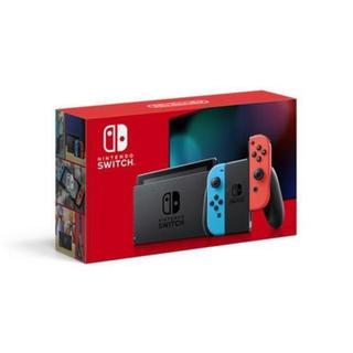 Nintendo Switch - 新型NintendoSwitchネオン  新品未使用
