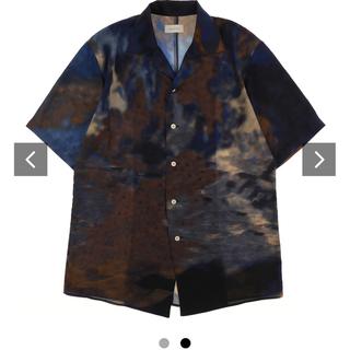 JOHN LAWRENCE SULLIVAN - BED J.W. FORD (ベッドフォード)オープンカラーシャツ