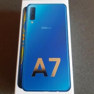 Galaxy - Galaxy A7(SM-A750C)新品未開封