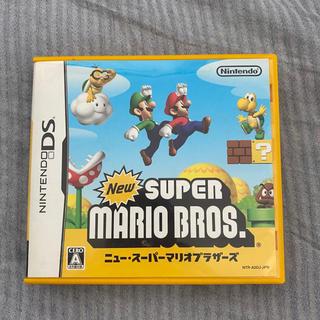 ニンテンドーDS(ニンテンドーDS)の任天堂DS 🍄🌟 ニュー スーパーマリオブラザーズ (家庭用ゲームソフト)