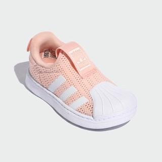 アディダス(adidas)の新品 14cm アディダス スーパースター スリッポン(スニーカー)