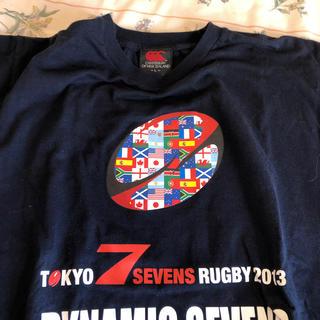 カンタベリー(CANTERBURY)のラグビーティシャツ(Tシャツ/カットソー(半袖/袖なし))