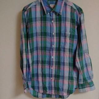 LOWRYS FARM - チェックシャツ