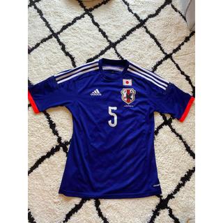 アディダス(adidas)の日本代表ユニ、長友(スポーツ選手)