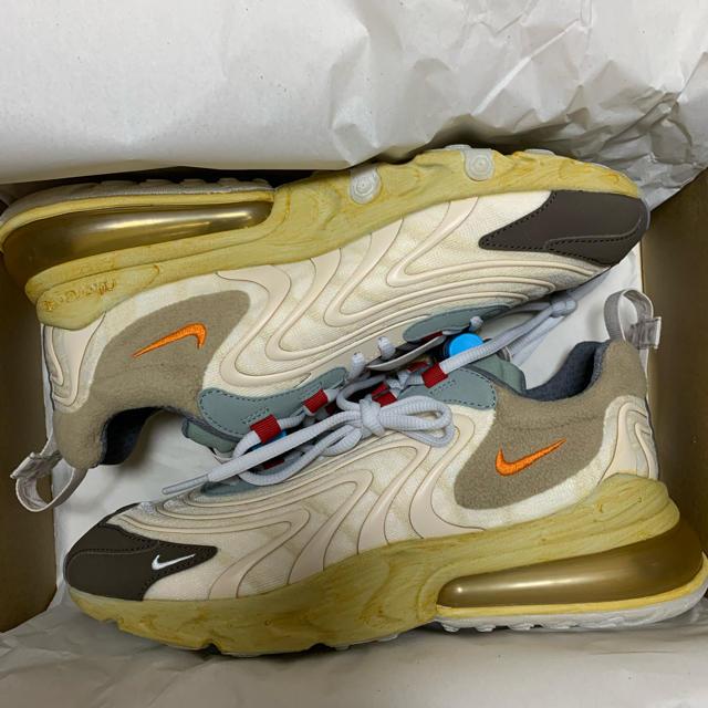 NIKE(ナイキ)のtravis scott エアマックス270 メンズの靴/シューズ(スニーカー)の商品写真