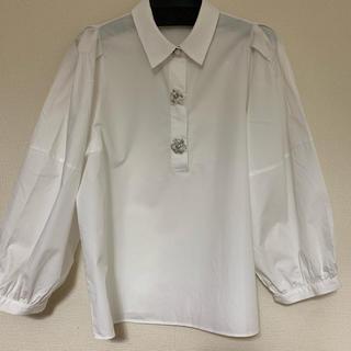 ZARA - Zara ホワイトシャツ