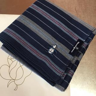 マンシングウェア(Munsingwear)のマンシングウェア 新品ハンカチ (ハンカチ/ポケットチーフ)