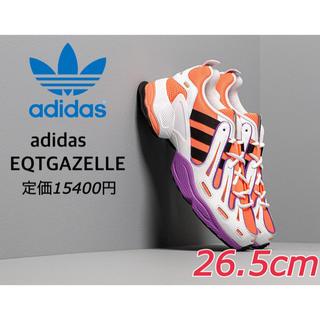 adidas - 新品 adidas アディダスオリジナルス EQT   26.5cm ガゼル
